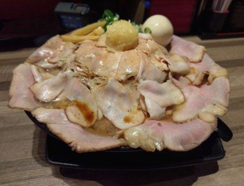 台北遊 拉麵系列 開店前先排一波 鷹流東京豚骨拉麵 極匠 GOKU JOH